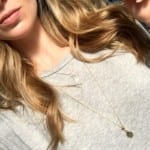 N Layer Up Necklace Gold Bead Chain 1 1