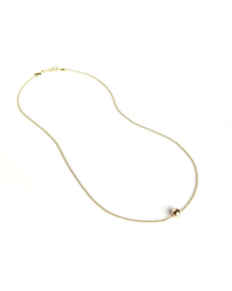 N Layer up necklace Ball chain 2 2