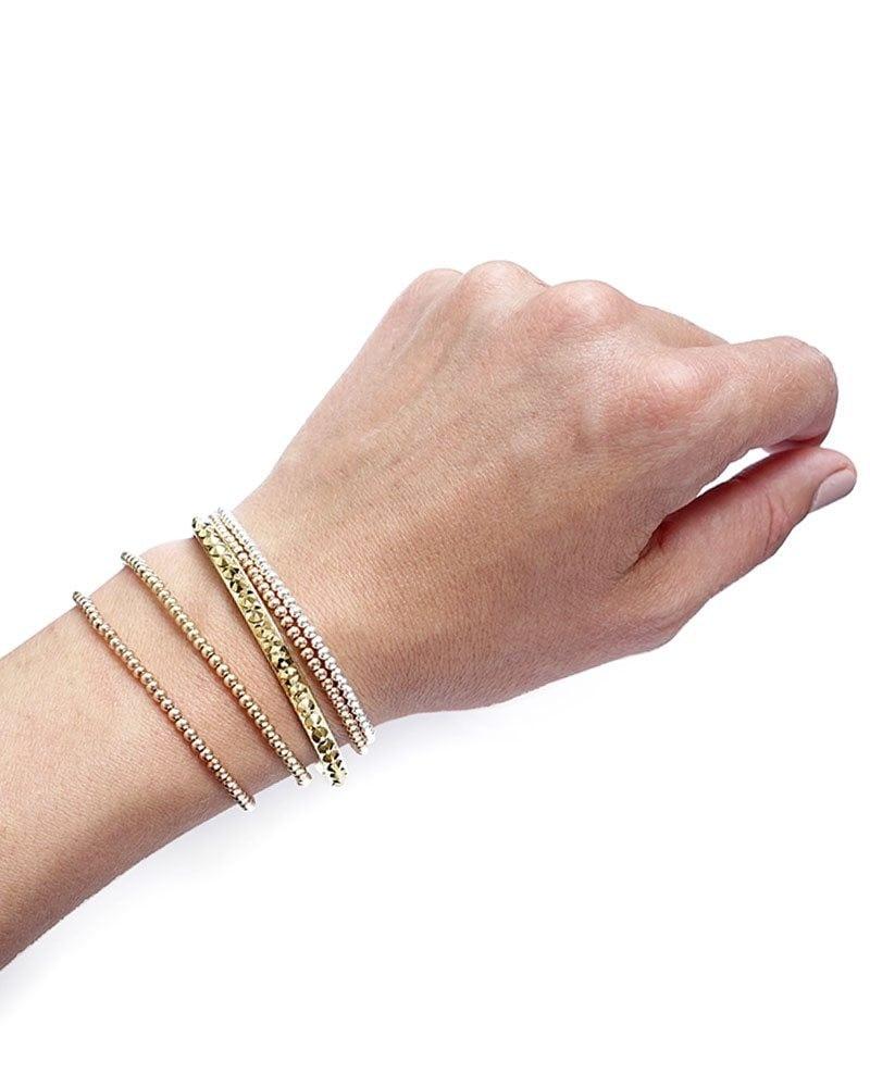 B Mini Bead Bracelets 4 1 2