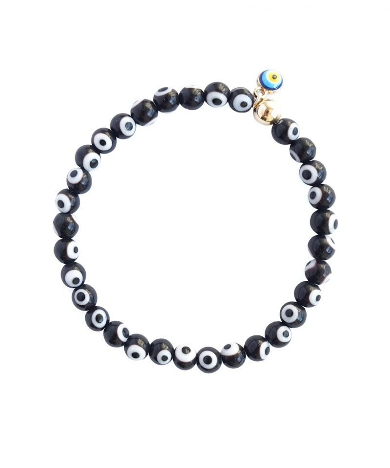 Nazar Bracelet Black 6mm