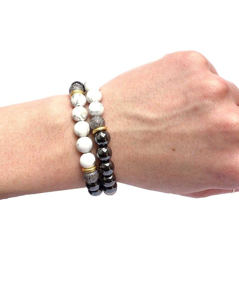 B Arm Party Yin Yang Bracelets 1 1 1