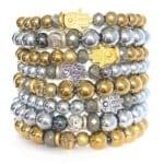 B Gold Rush Silver Rush Bracelets 1 1