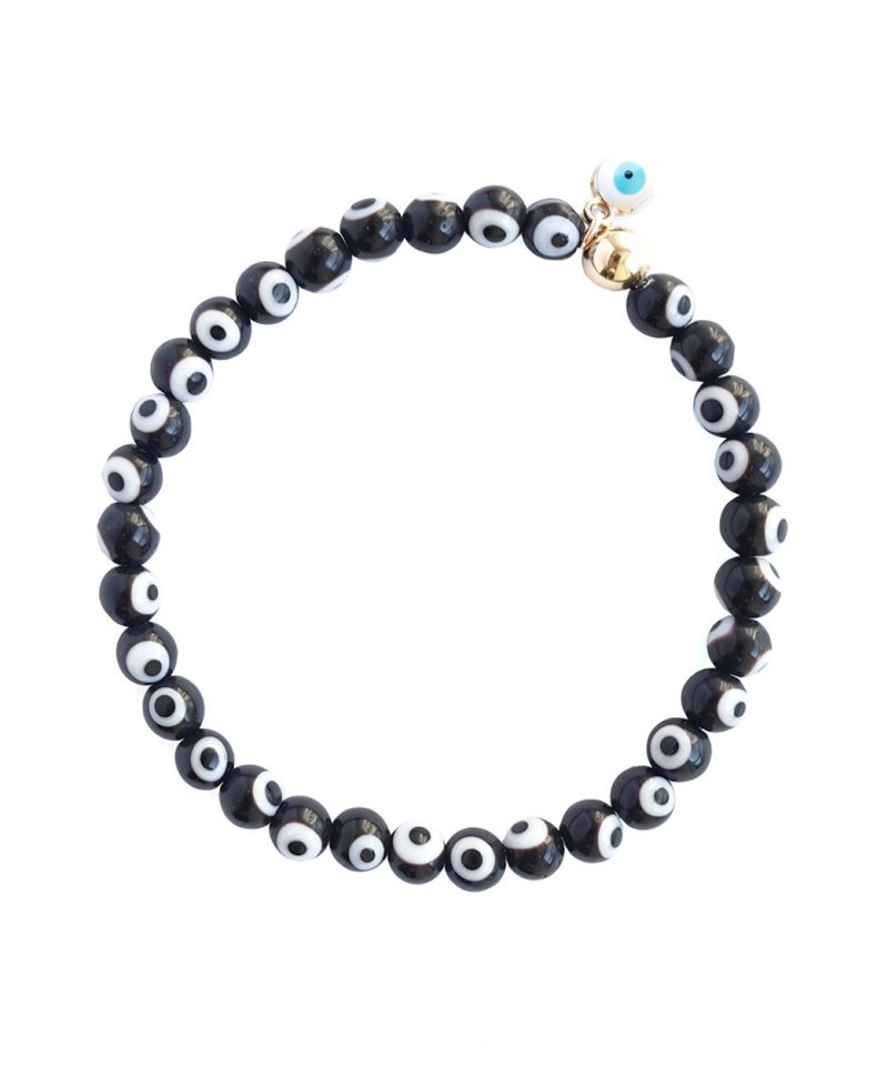 Nazar Bracelet Black 6mm