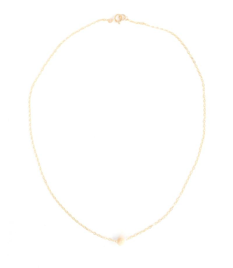 N Bijou Necklace Gold 2 2