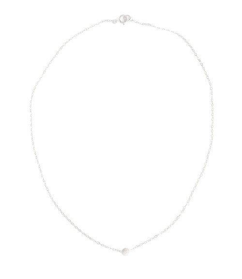 Bijou Necklace – Silver