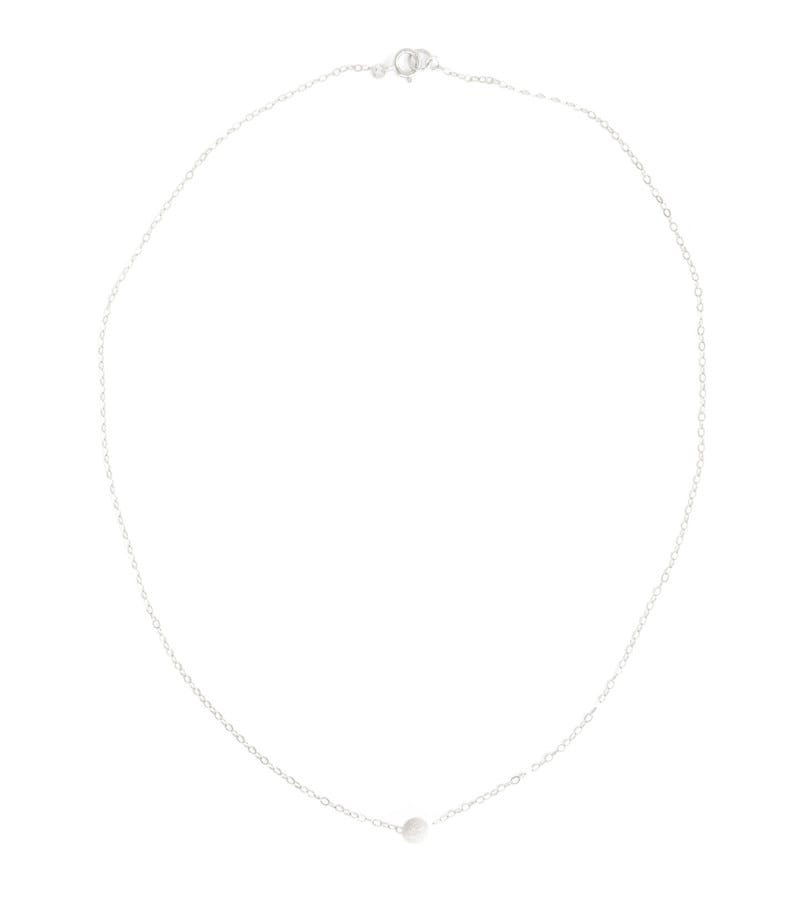 N Bijou Necklace Silver 2 2