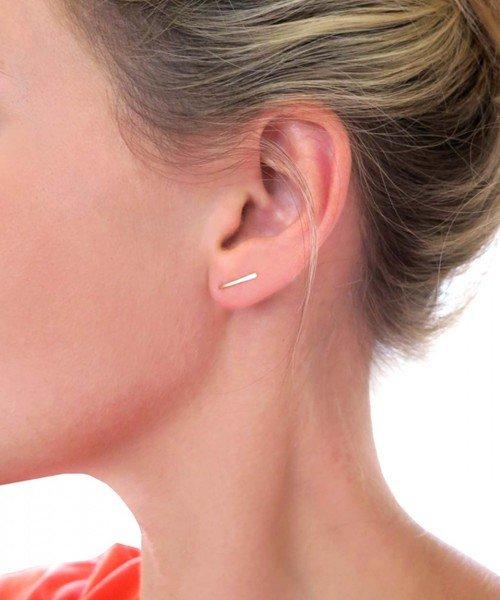 Featherweight Ear Hook – Rose Gold