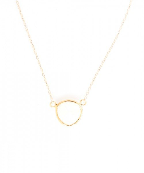 Milly Necklace – Moonstone