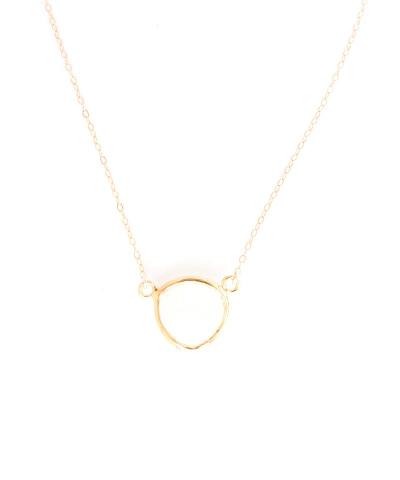 N Milly Moonstone Necklace 3 1