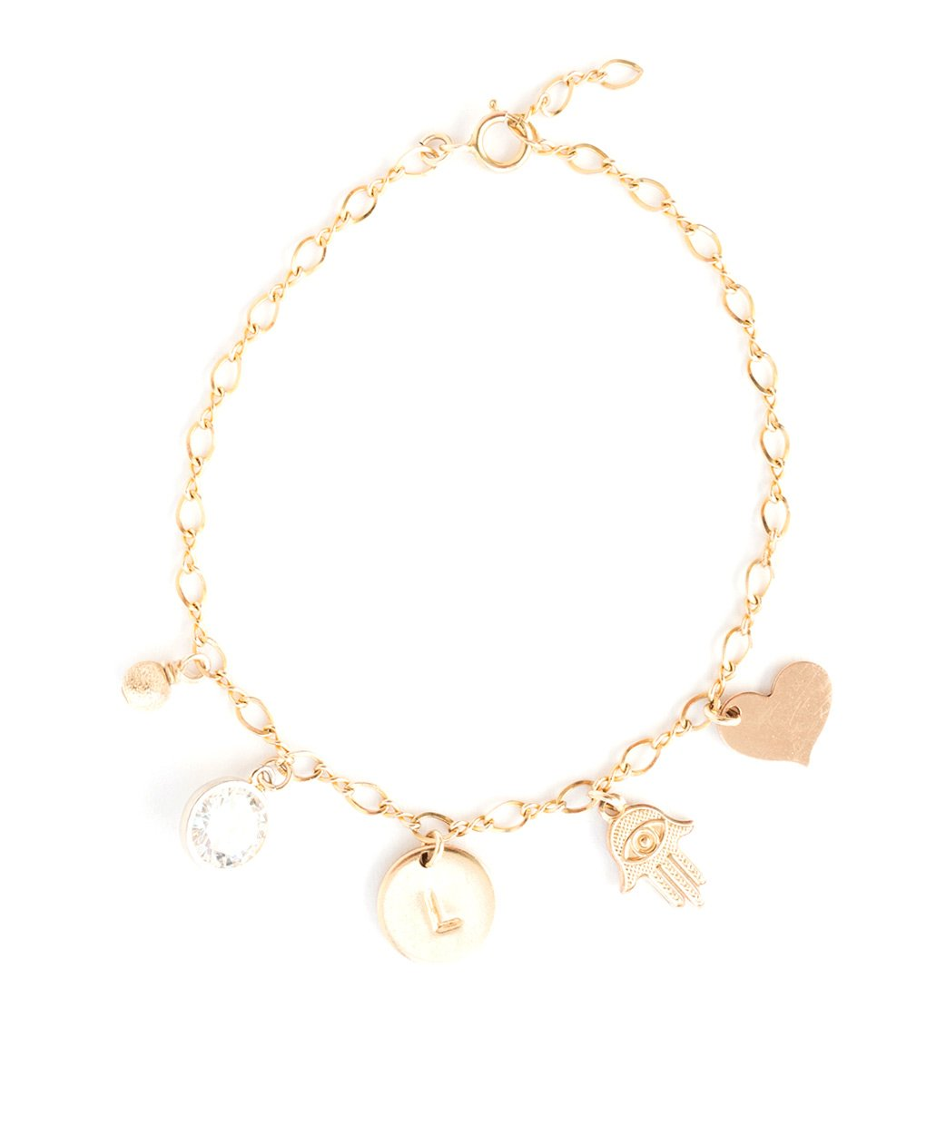 To Mom With Love Bracelet