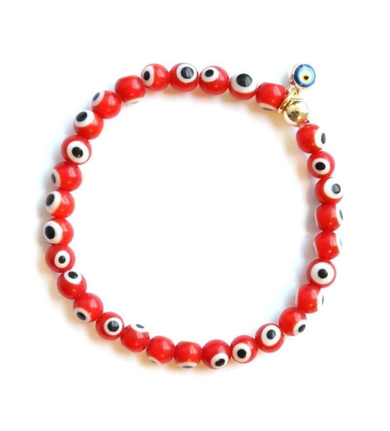 Nazar Bracelet – Red
