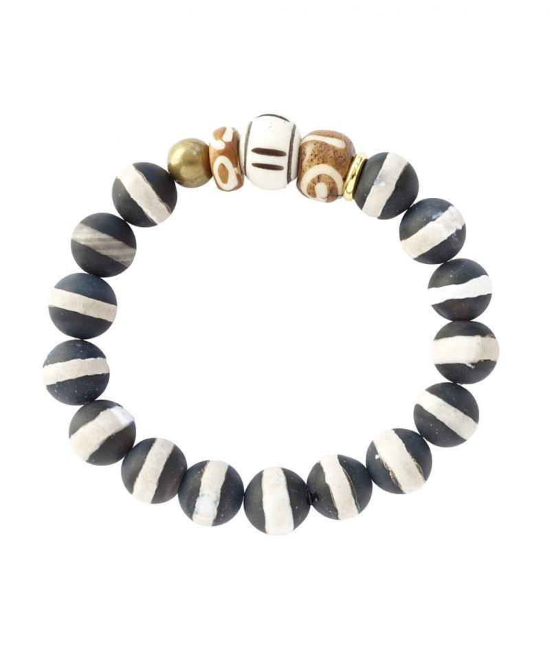 Zulu Bracelet – Zi Agate