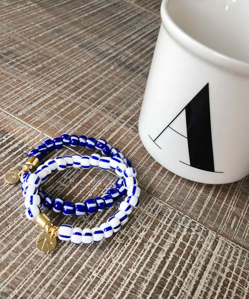 B City Stripe Bracelets Sailor 2