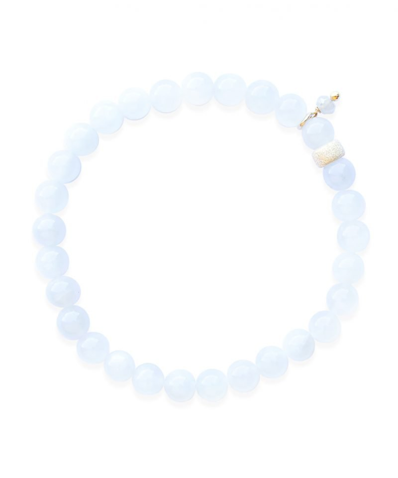 Stardust Moonstone Bracelet – 6mm