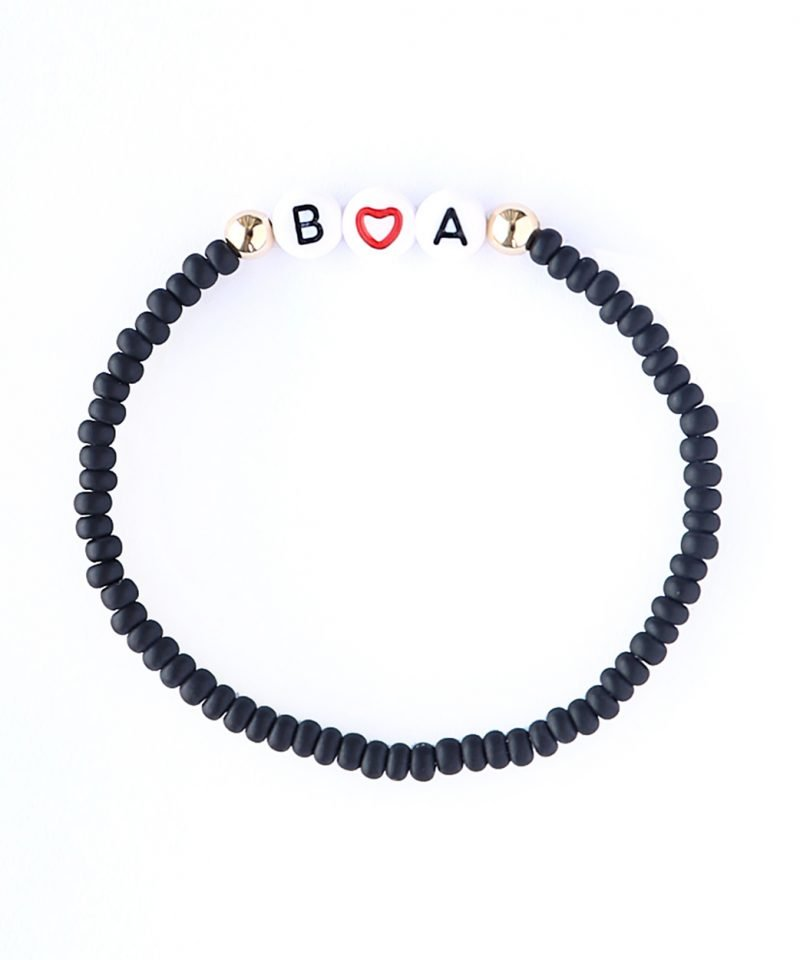 Name Game Bracelet – Color Crush Matte Black