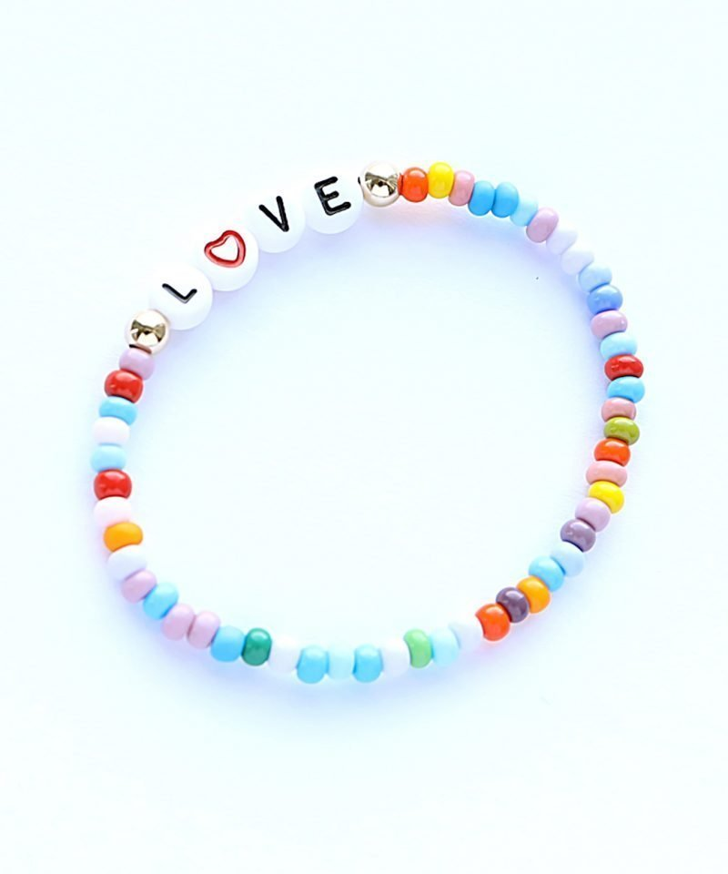 Name Game Bracelet – Color Crush Sorbet