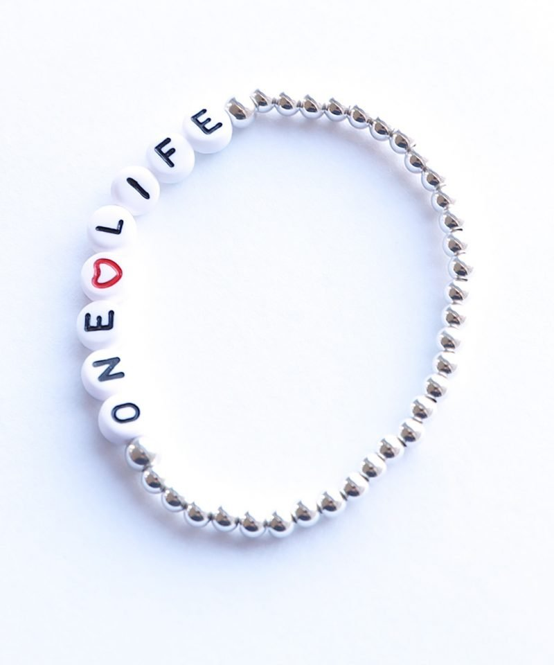 Name Game Bracelet – Sterling Silver