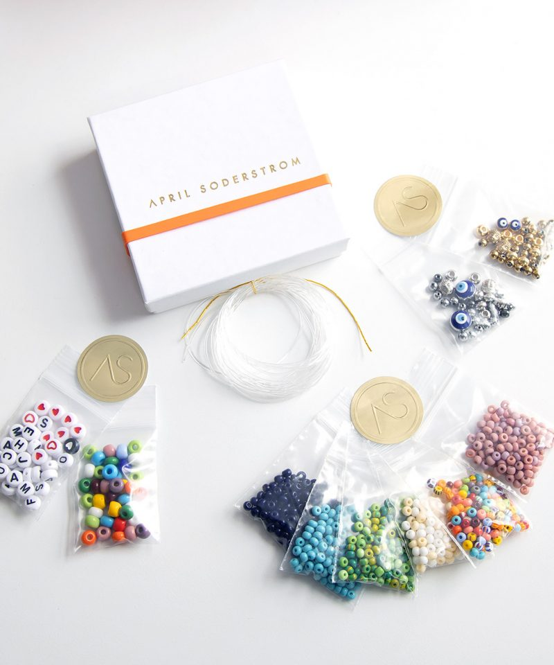 Name Game Bracelet KIT – Custom