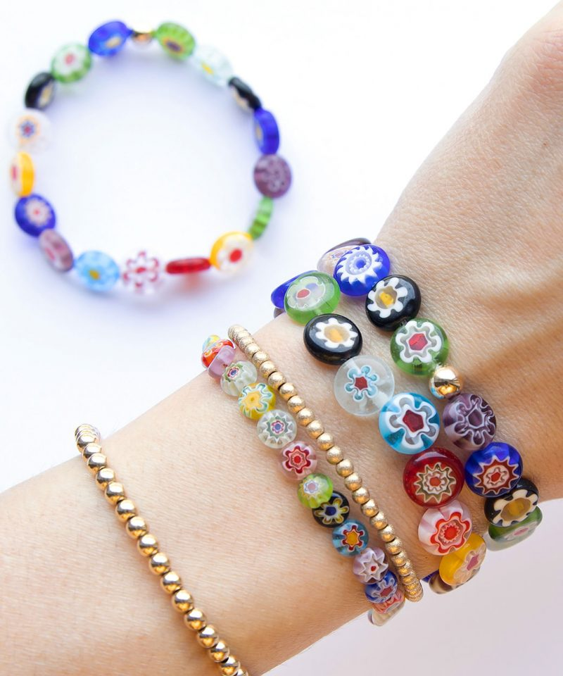 Flower Power Bracelet 10mm