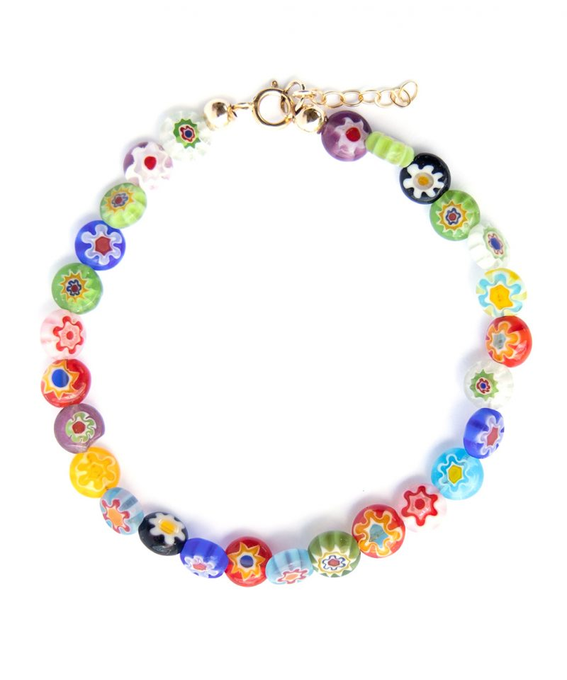 Flower Power Bracelet 6mm