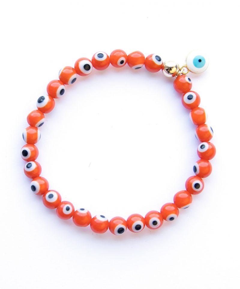 Nazar Bracelet – Orange
