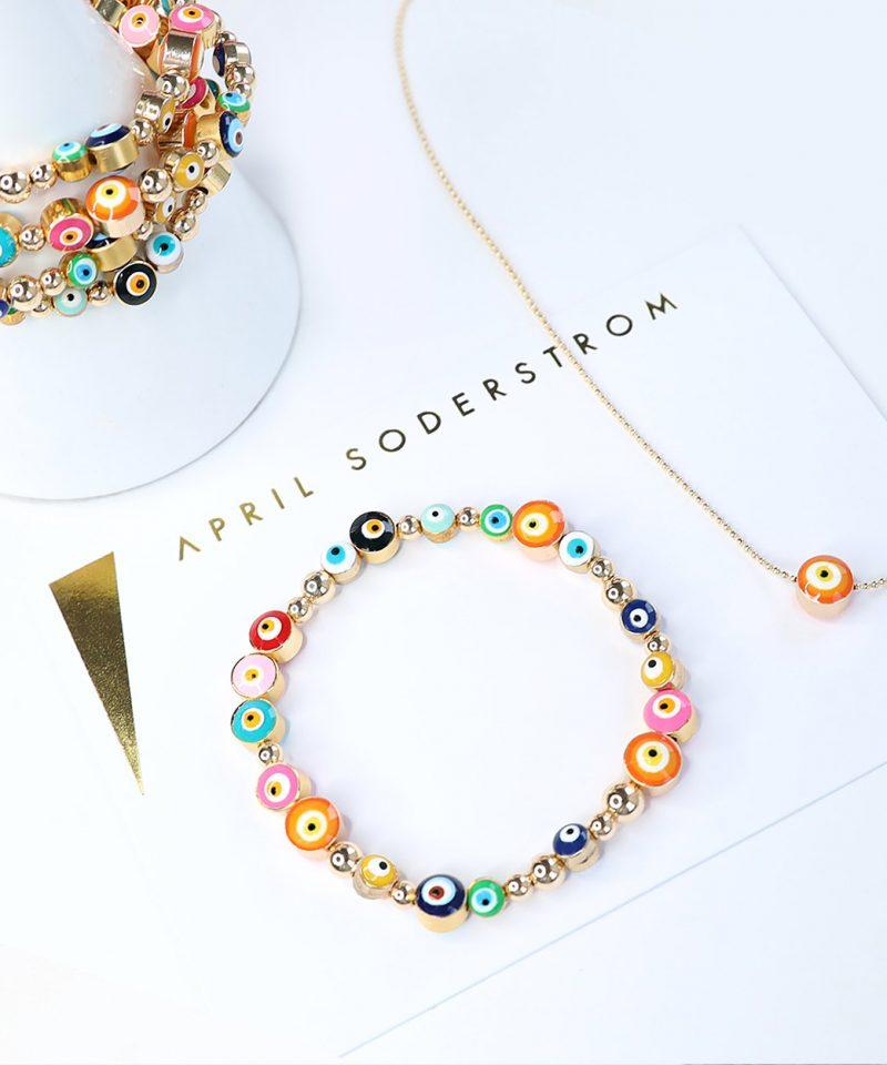 Gilded Good Luck Bracelet – 2.0
