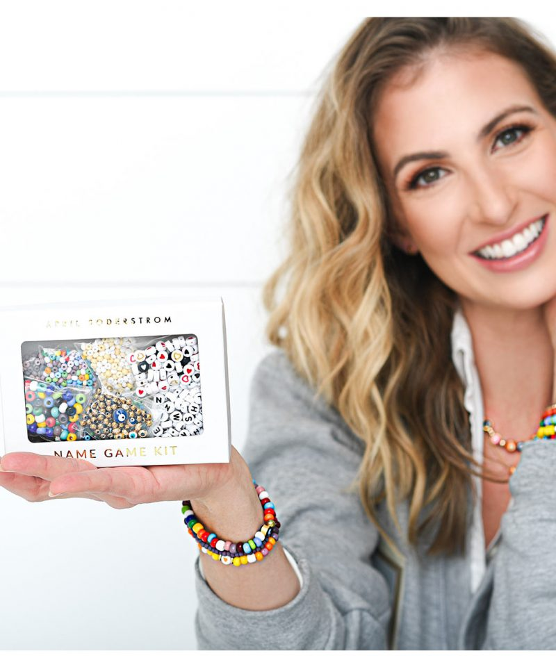 Name Game Bracelet KIT – The Works