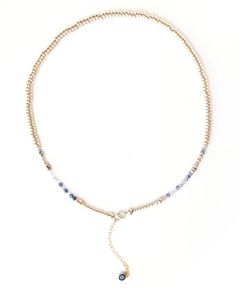 Golden Goose Necklace – 4mm Polished