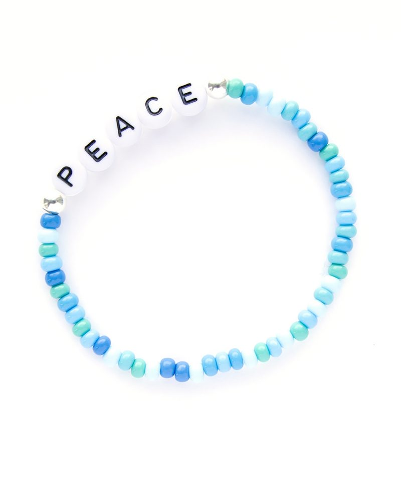 Name Game Bracelet – Color Crush Blues