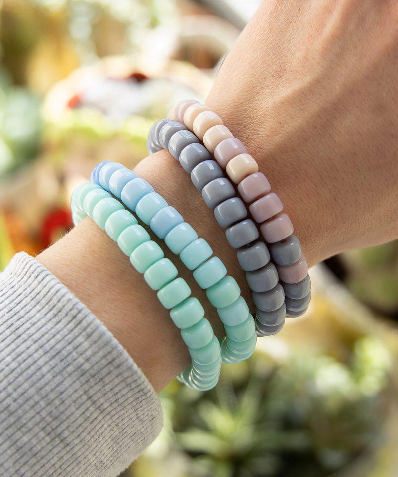 Rolo Bracelet – Purple Ombre