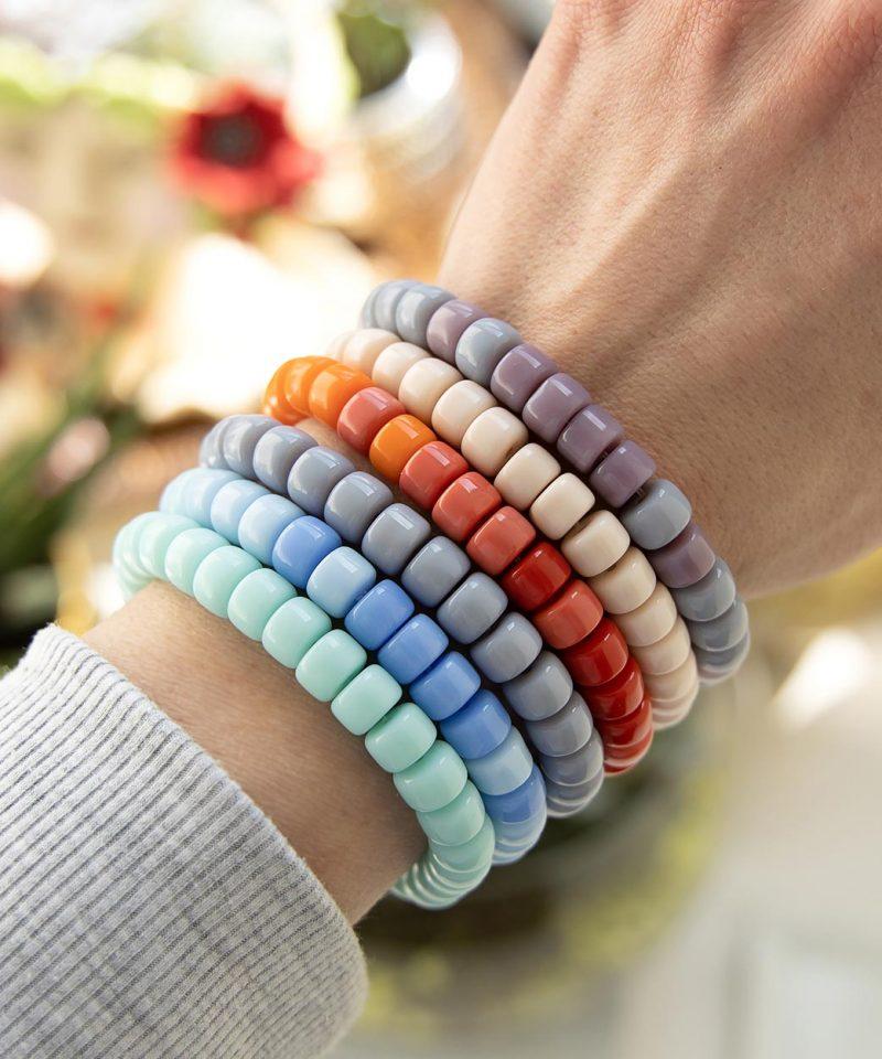 Rolo Bracelet – Cream