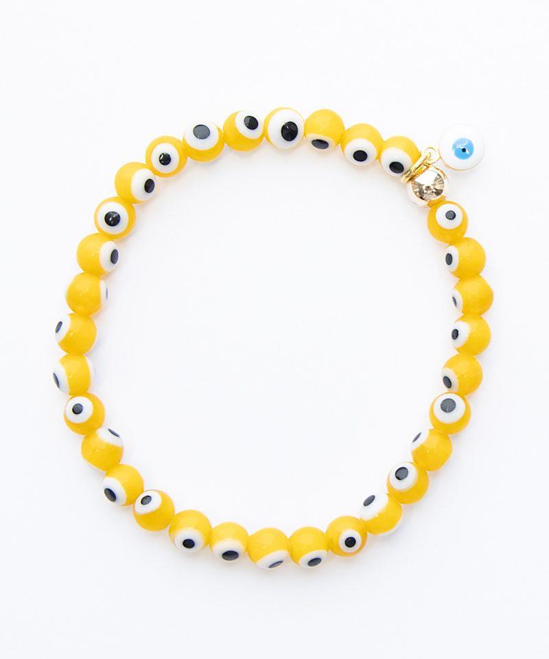 Nazar Bracelet – Yellow