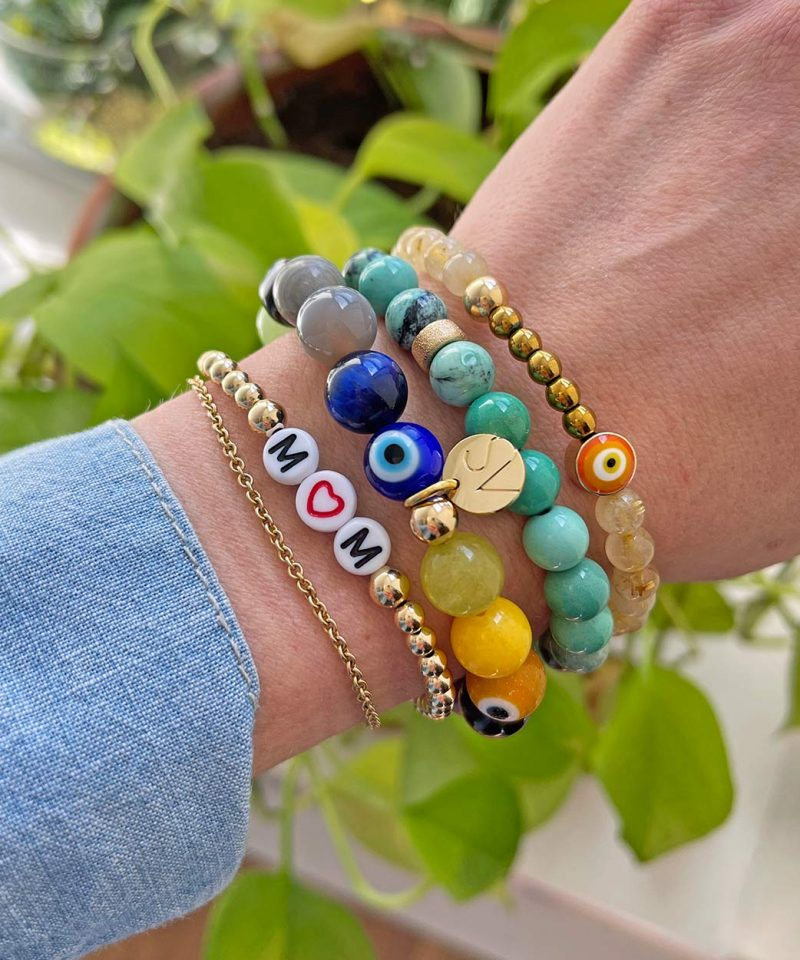 Eye Candy Bracelet – 10mm