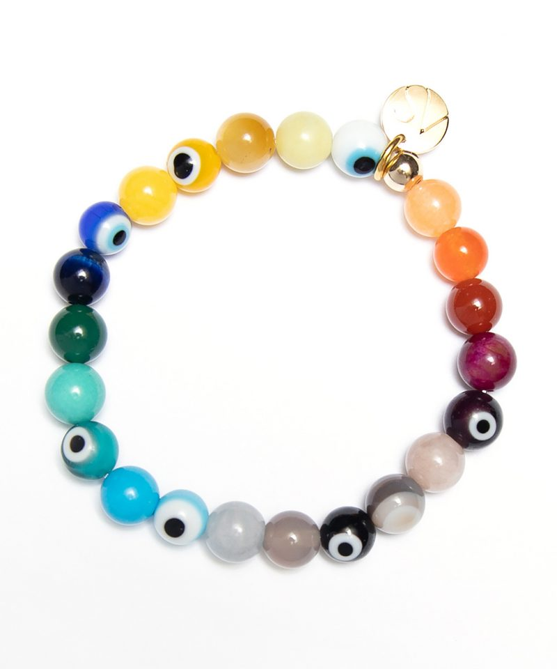 Eye Candy Bracelet – 8mm