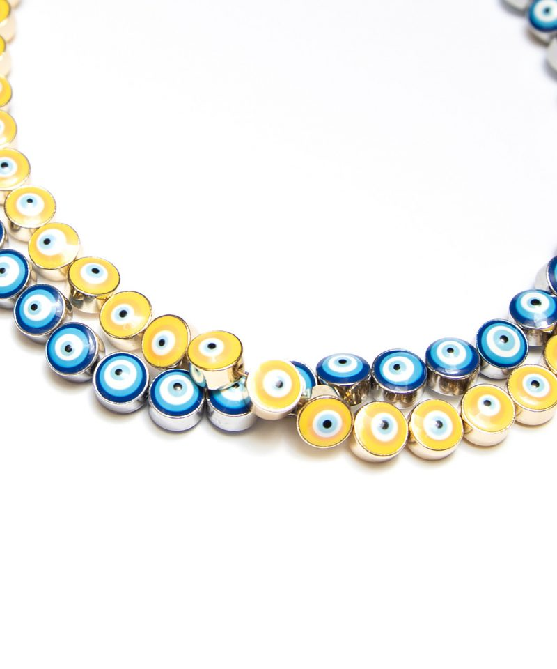 All Eyes On You Necklace – Blue Bird