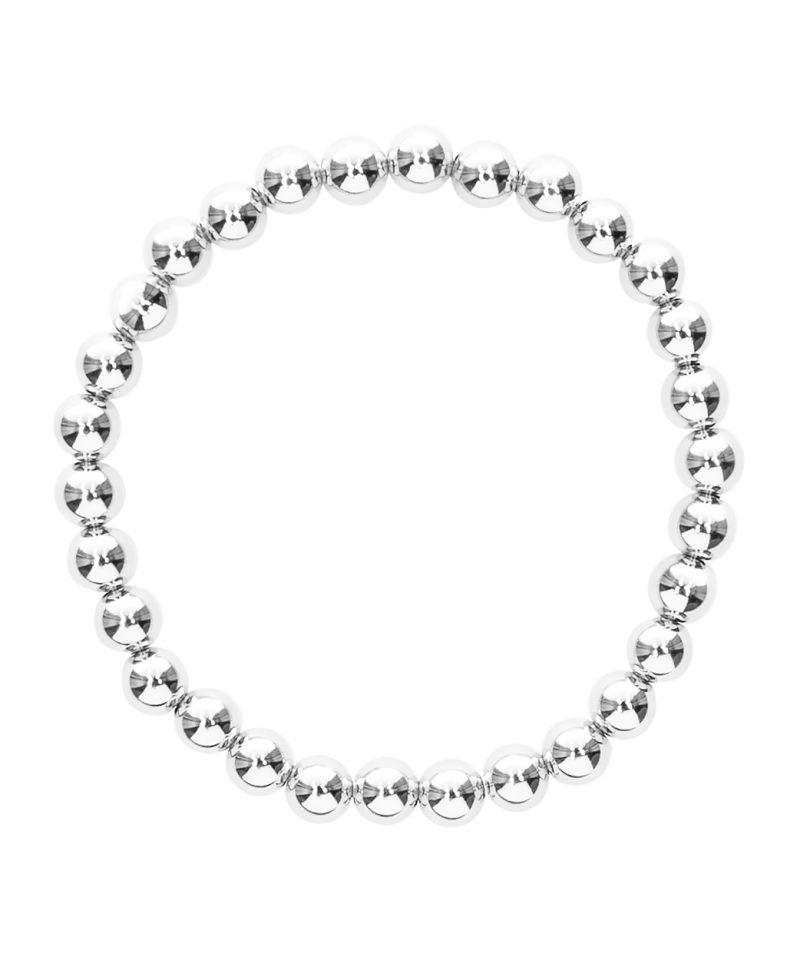 Sterling Silver 6mm Bracelet