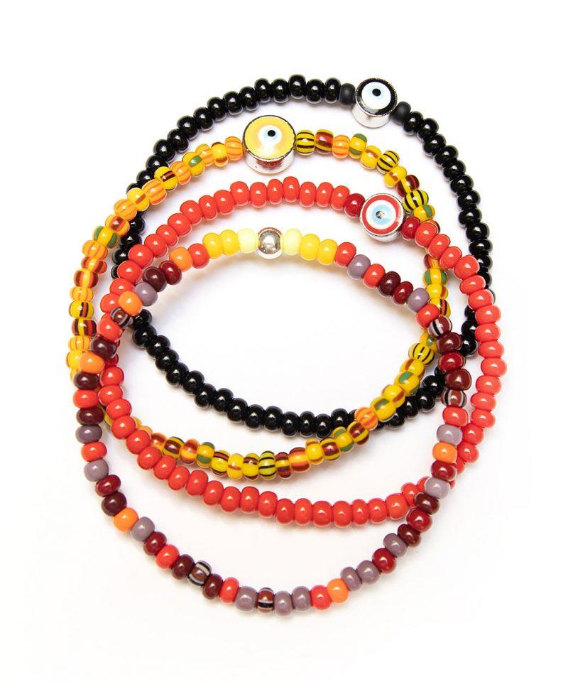 Color Crush Bracelet – Red