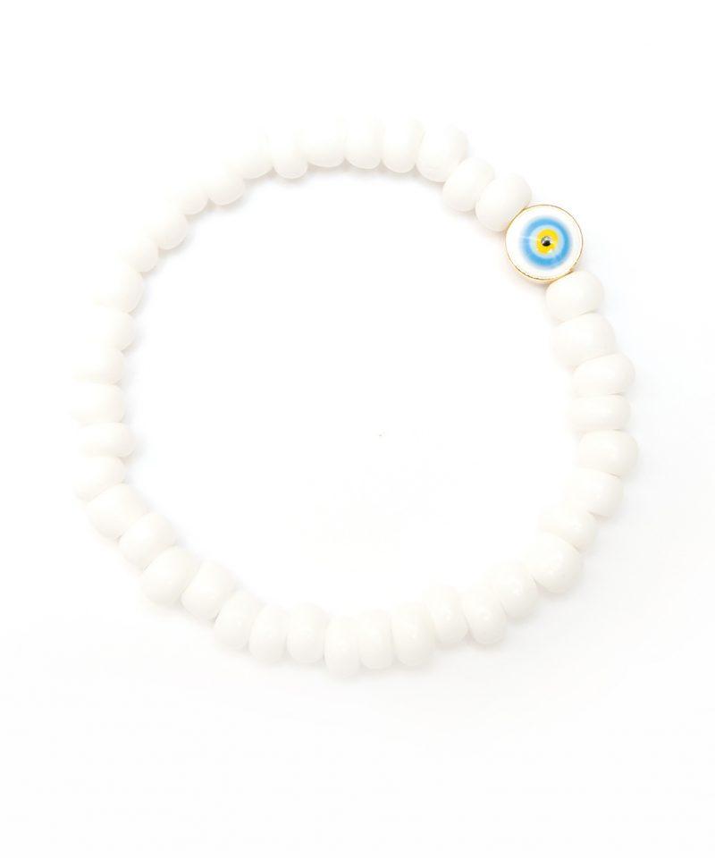 Piñata Bracelet – White