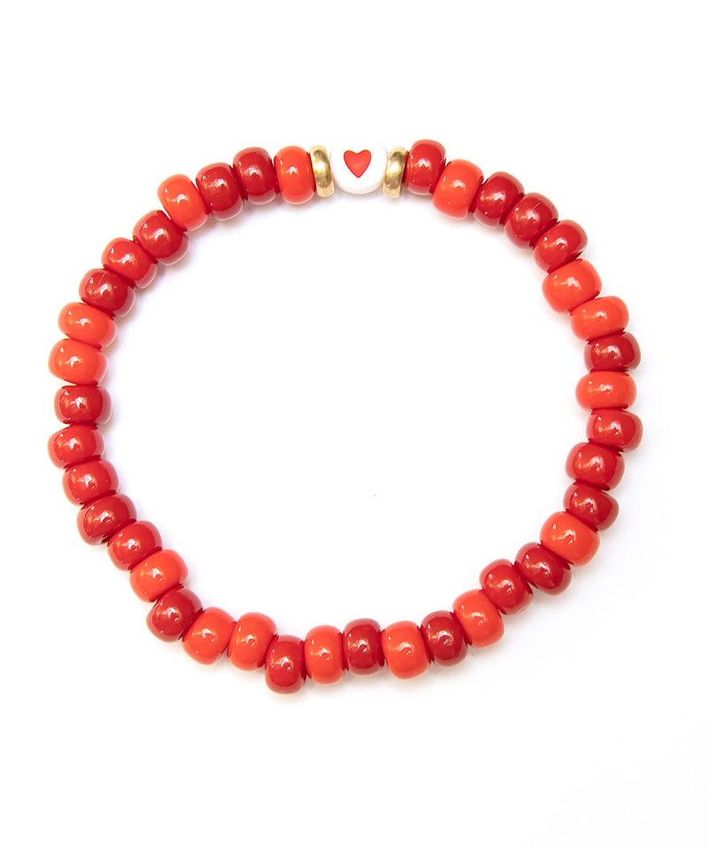 Piñata Love Bracelet – Reds
