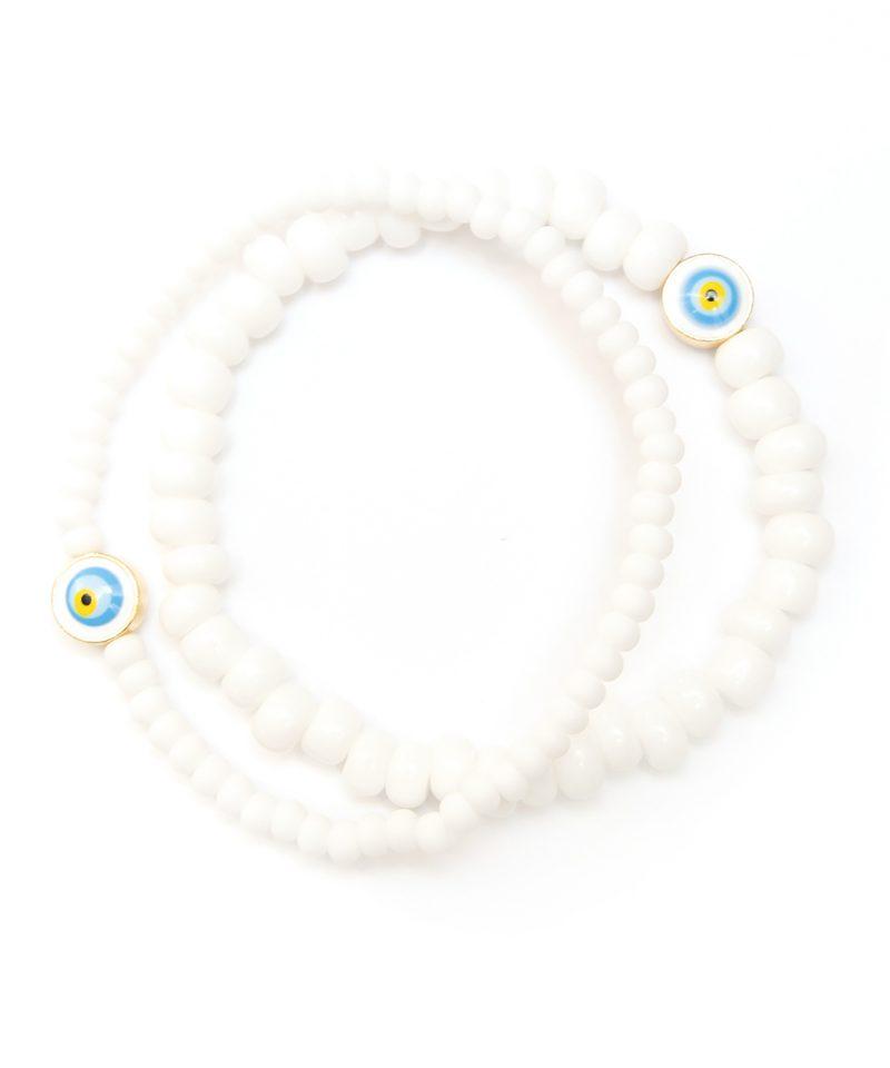 Color Crush Bracelet – White